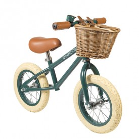 First Go Balance Bike - Green Green Banwood