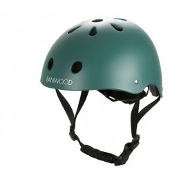 Bike Helmet - Green Green Banwood