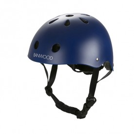 Bike Helmet - Blue Blue Banwood