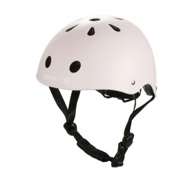 Bike Helmet - Pink Pink Banwood