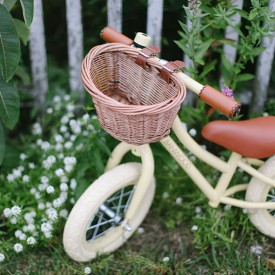 First Go Balance Bike - Vanilla Beige Banwood