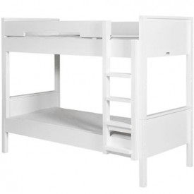 Bunk Bed Mix & Match - White White Bopita