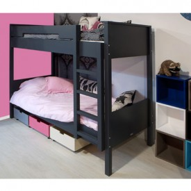 Bunk Bed Mix & Match - Anthracite Grey Bopita