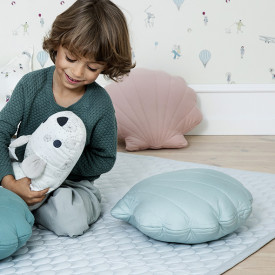 Sea Shell Cushion - Breeze Green Cam Cam Copenhagen