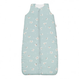 Sleeping Bag 0-6 Months - Windflower Blue   Blue Cam Cam Copenhagen