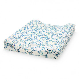 Changing Cushion Cover - Fiori Blue Cam Cam Copenhagen