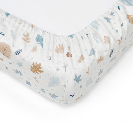 Changing Cushion Cover - Forest Blue Cam Cam Copenhagen