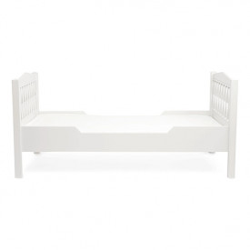 Junior Bed Harlequin 90x160cm - White White Cam Cam Copenhagen