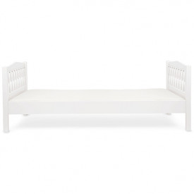 Single Bed Harlequin 90x200cm - White White Cam Cam Copenhagen