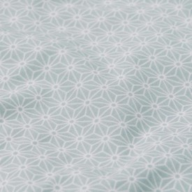 Changing Cushion Cover - Sashiko Mint Green Cam Cam Copenhagen