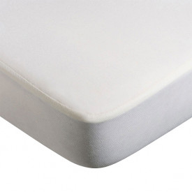 Mattress Cover for Kumi Cradle White Charlie Crane
