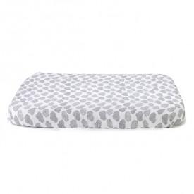 Fitted sheet Cloud - 70 x 120 White Charlie Crane
