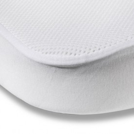 Mattress cover - 70 x 150 White Charlie Crane