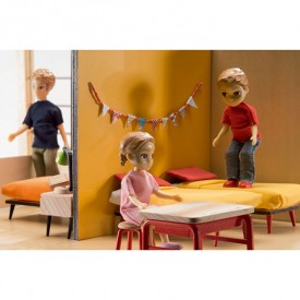 The Children's Room Multicolour Djeco
