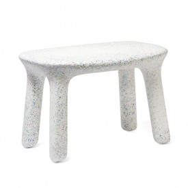 Table Louisa - White White ecoBirdy