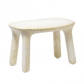 Table Louisa - Vanilla  Yellow ecoBirdy