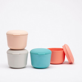Nomad Container Store&Go 225ml - Cloud Grey Ekobo