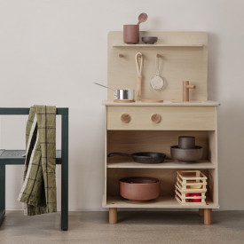 Toro Play Kitchen - Natural Nature Ferm Living Kids