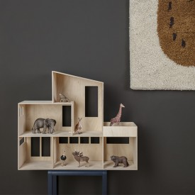 Miniature Funkis House Nature Ferm Living Kids