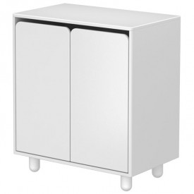 2 Doors Dresser CABBY White Flexa