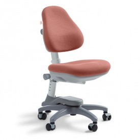 Novo Study Chair - Misty Rose Grey Flexa