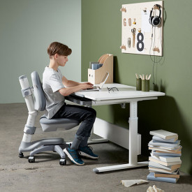 Tilting Desk EVO White Flexa