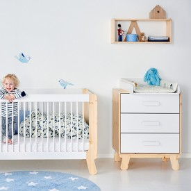 Näst Changing table White Flexa