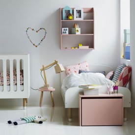PLAY Shelf - Pink Pink Flexa