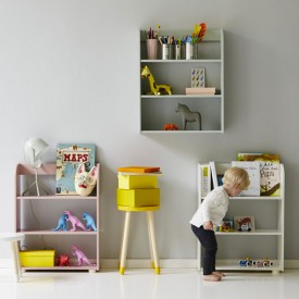 PLAY Shelf - Mint Green Flexa