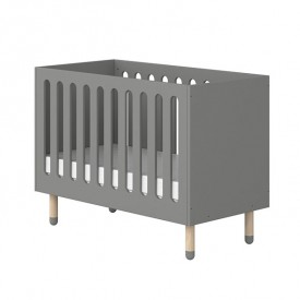 PLAY Crib - Grey Grey Flexa
