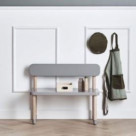 Small bench PLAY - Grey Grey Flexa