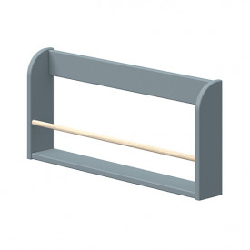 Small Shelf PLAY - Light Blue  Blue Flexa