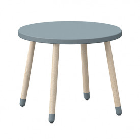 PLAY Small Table - Light Blue  Blue Flexa