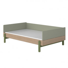 Day bed Popsicle 120 x 200 cm - Kiwi Green Flexa