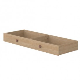 Drawer for Popsicle bed - Cherry Nature Flexa