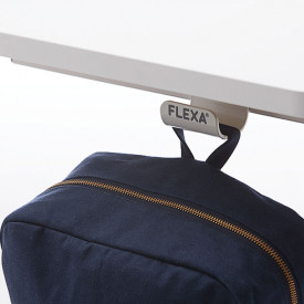 Bag Hook White Flexa
