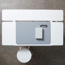 Desk Pad - Mountain Grey Grey Flexa