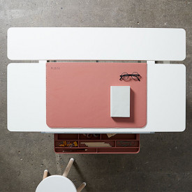 Desk Pad - Misty Pink Pink Flexa