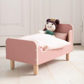 The Doll Bed Pink Flexa