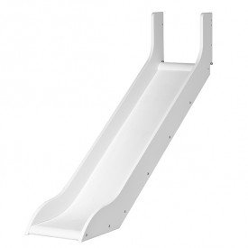 Slide for mid-high bed White Flexa