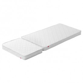 Mattress 70x140/190cm for White Junior Bed White Flexa