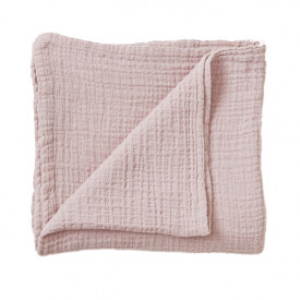 Muslin Blanket - Calamine Pink Garbo and Friends