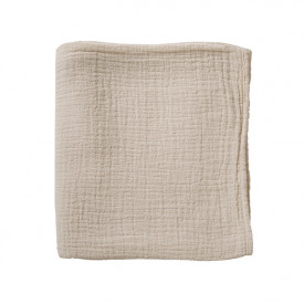 Muslin Blanket - Eggshell Beige Garbo and Friends