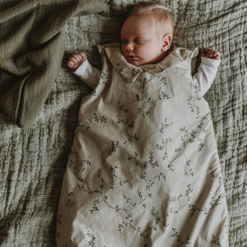 Sleeping Bag 0-9 months - Botany  Grey Garbo and Friends