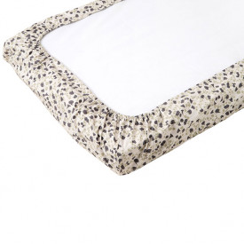Changing Mattress Cover - Imperial Cress  Multicolour Garbo and Friends