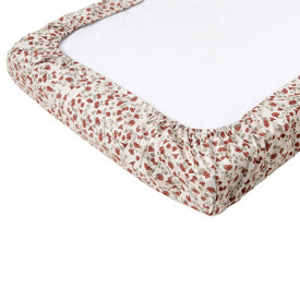 Changing Mattress Cover - Royal Cress  Multicolour Garbo and Friends