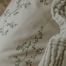 Bed Linen 100x140 - Botany Grey Garbo and Friends