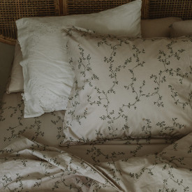 Bed Linen 140x200 - Botany  Grey Garbo and Friends