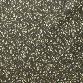 Fitted Sheet 90x200 - Floral Moss Multicolour Garbo and Friends