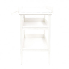 Changing table - Milky white White Gustavienne